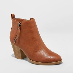 Women's Jameson Double Zipper Bootie